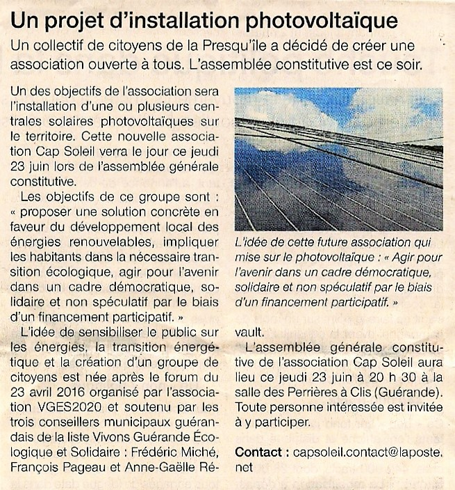 20160623_Ouest_France_Projet_Installation_photovoltaique