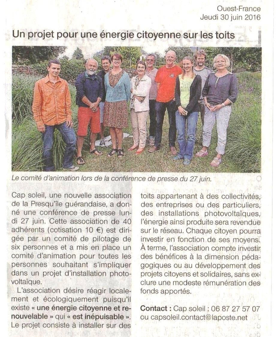 20160630_Ouest_France_Un_projet_pour_une_energie_citoyenne_sur_les_toits